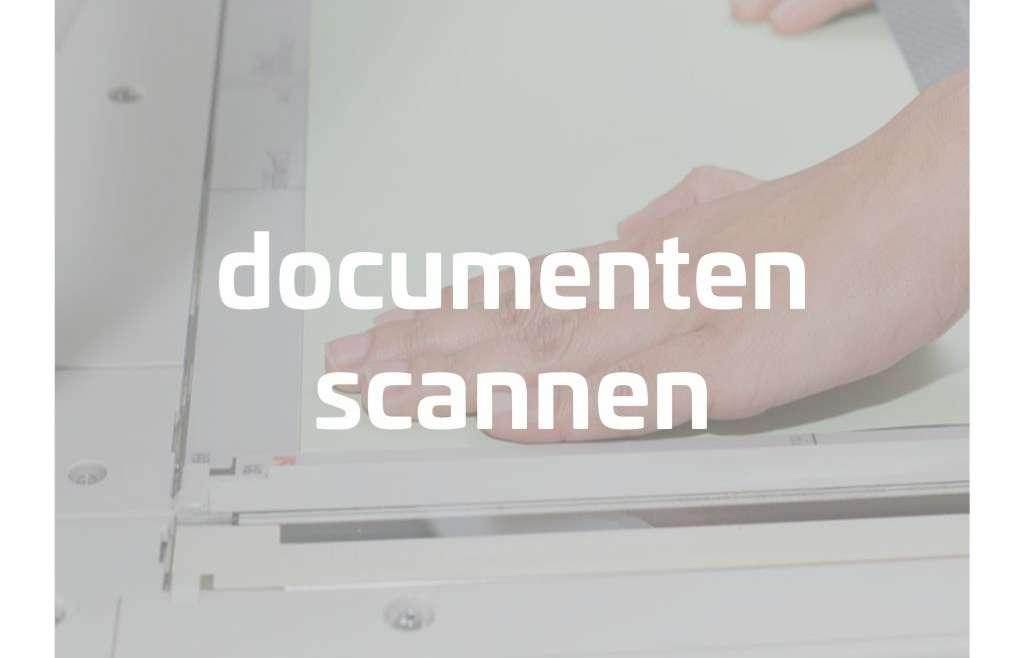 Scannen van documenten